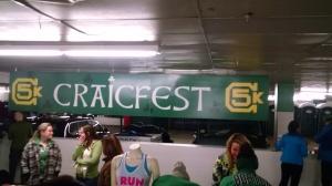 Craicfest Sign