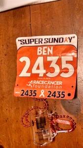 Super Sunday 2016 Bib and Mug
