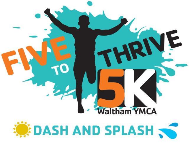 WALTHAM YMCA 5k 2017